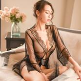 情趣内衣制服女性感情趣骚透明床上衣服火辣三点式激情套装透视装