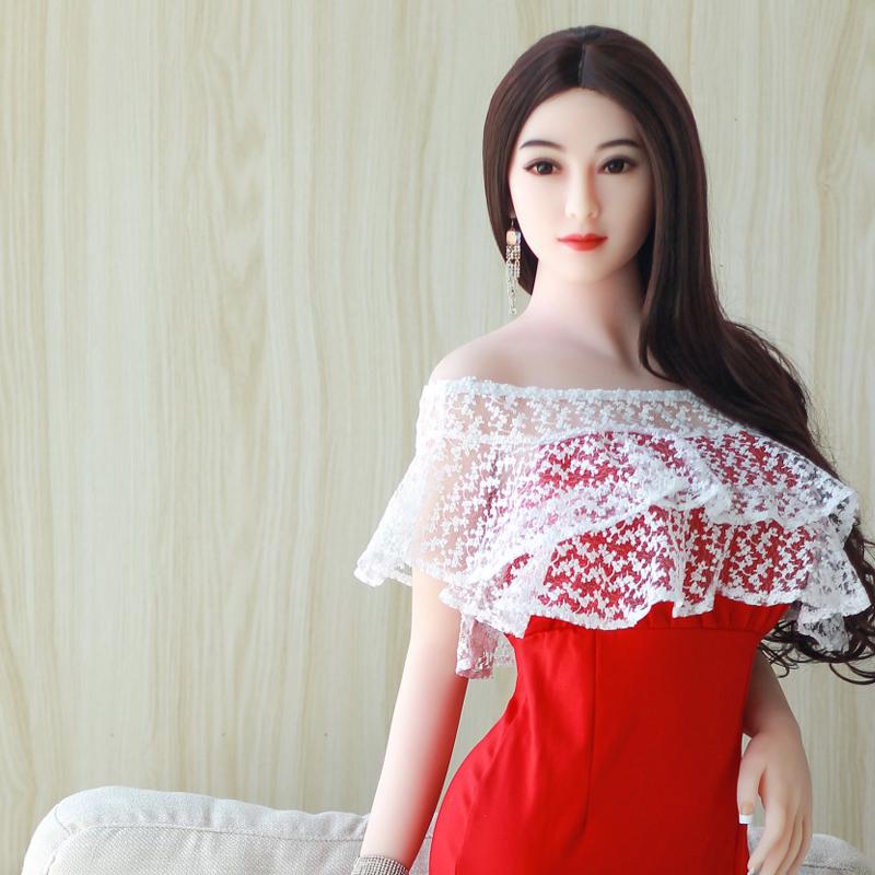 硅胶实体娃娃情趣用具女人媳妇女娃真人男用女友充气娃娃美女朋友
